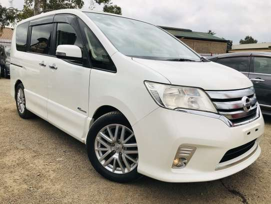 Nissan Serena 2.0 Excursion