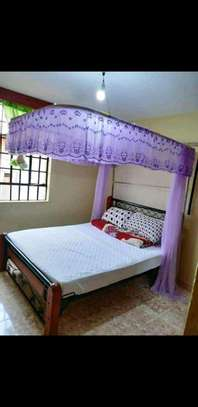 2 stands mosquito nets image 3