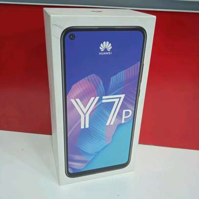 Huawei Y7p new 64gb 4gb ram 48mp camera with delivery image 1