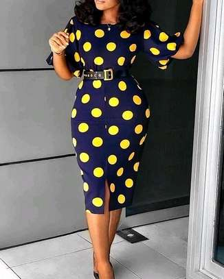 Polkadot Dress image 1