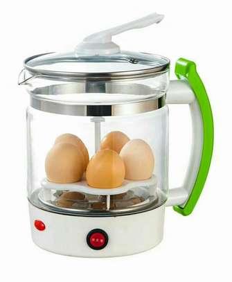 Egg boiler kettle image 1