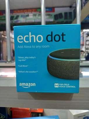 BRAND NEW !! ECHO DOT 3RD GEN smart speaker !! On offer image 1