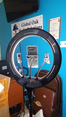 14 Inch - 36cm Ring Light With Remote Control & Strobe Function image 6