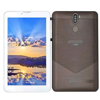 Atouch A7 Plus Kids Tablet 7 1GB Ram+16GB ROM - 4G (Dual SIM) - Gold image 5