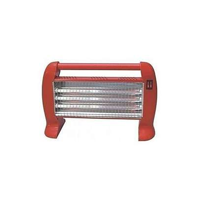 1200W Elegant Room Heater - Red