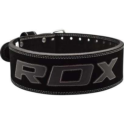 Gym Belts 100% Leather image 4