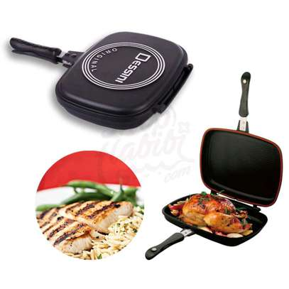 Dessini double-sided grill pan 36cm. image 1