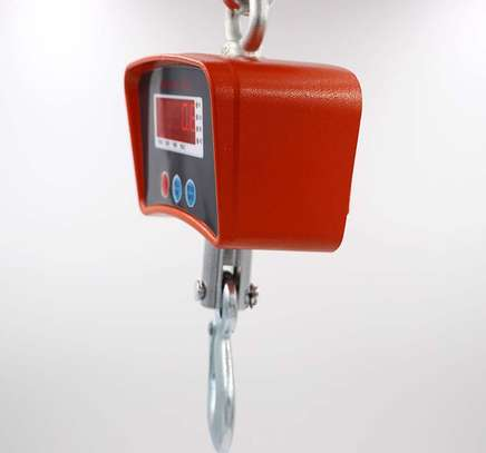 500KG Electronic Crane Scale Digital Crane Scale / Hanging Scale Best Quality !! image 2