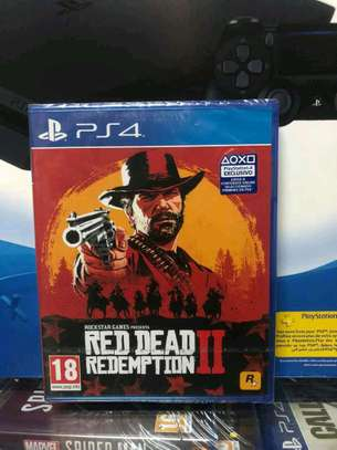 Ps4 Red Dead Redemption game image 1