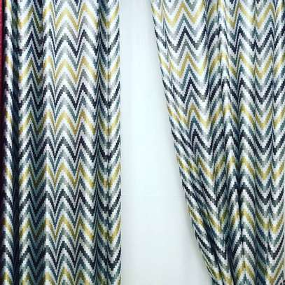 Latest design window curtains and sheers image 4