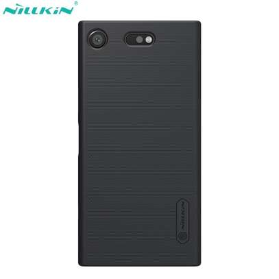 NILLKIN Super Frosted Shield Back Cover For Sony XZ1 image 3