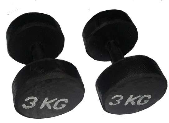 3kgs dumbbells set image 2