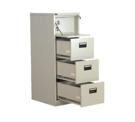 Kapp Filing Cabinet & Safe image 2