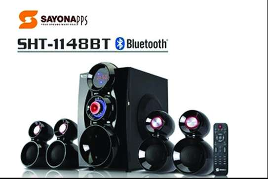 Sayona SHT1148BT 4.1   Bluetooth 16000W PMPO  Subwoofer image 1