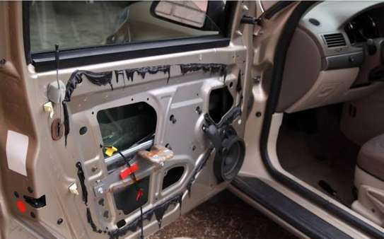 Car door lock and power window Repair