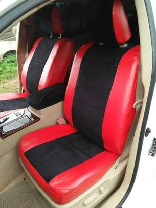 Colored Car Seat Covers image 1