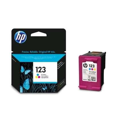 HP 123 inkjet cartridge color image 10