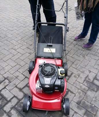 Brand new 4hp lawn mower. image 1