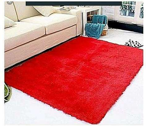 Fluffy  carpets  5 by 7 image 1