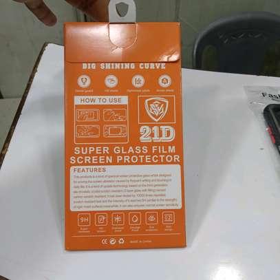 Redmi Note 10 Cover/Case & Glass protector image 4