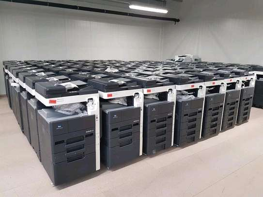 High quality Konica Minolta Bizhub C554 photocopier printer scanner machine