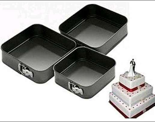 3in1 Non~stick baking tins image 2