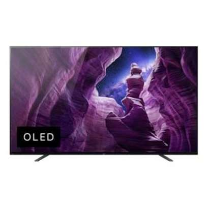 """Brand new sealed Sony 65"""" A8h OLED smart tv image 1"""