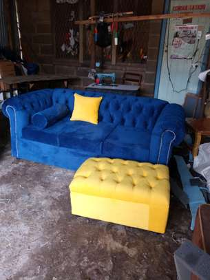 3 seater Chesterfield seat