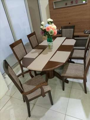 Moscow 6seater dinning set image 1