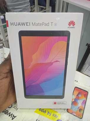 32GB huawei tablets- 2GB Ram 8MP Camera-8.0 inch-Mediapad T8 -1 year warranty image 1