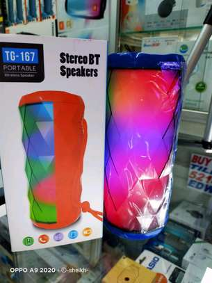 Wireless Stereo BT Speakers image 1