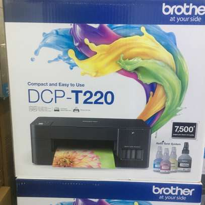 Brother T220 all in one printer image 2