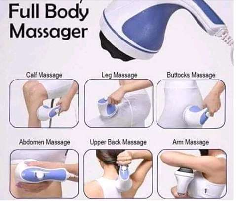 Relax and spin professional body massager image 1