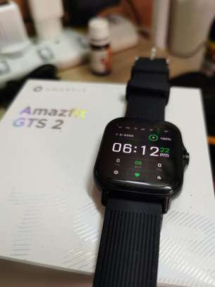 """Amazfit GTS 2 Smartwatch with 1.65"""" AMOLED Display, Built-In GPS, 3GB Music Storage, 7-Day Battery Life, Bluetooth Phone Calls, 90 Sports Modes, Health Tracking, Water Resistant, image 6"""