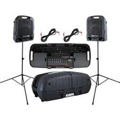 Peavey Escort 6000 Portable PA System for sale at Mustard Projectors image 1