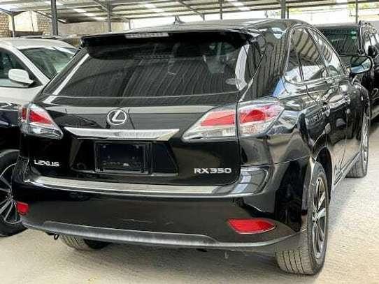 Lexus RX 350 image 5