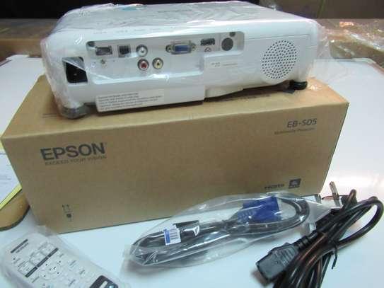 Brand new Epson EB S05,SVGA projector image 2