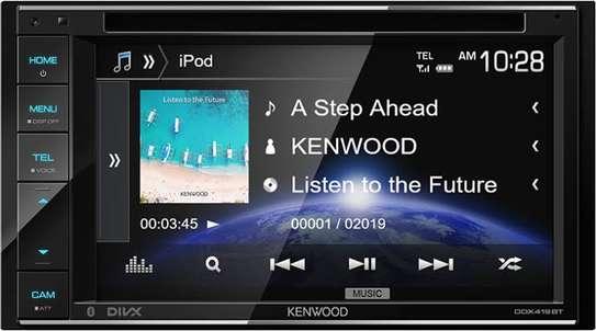 KENWOOD DDX-419BT image 6