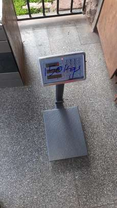BRAND NEW DIGITAL WEIGHING SCALE 100KG image 1