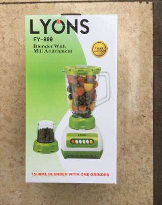 2 IN 1 LYONS BLENDER