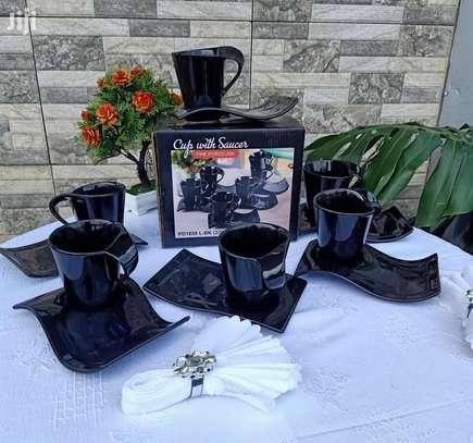 Set of Cup Saucer Set image 1