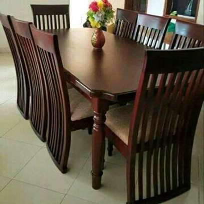 4-seater dining table image 3