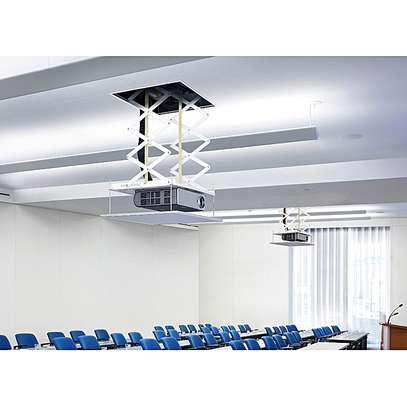 Projector Lift (Automatic Lift with RF Remote Control) 100 cm Drop Down image 2