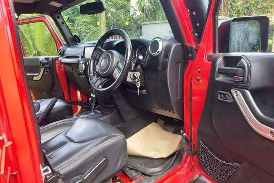 Jeep Wrangler 3.6 V6 image 4