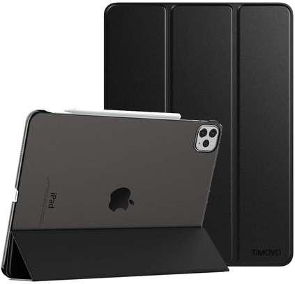 Smart Silicone Foldable Case For iPad Pro 11 2020/iPad Pro 12.9 2020[No iPencil Holder] image 3