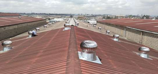 Wind Driven Turbine Roof Ventilators/Cyclones/Roof fans