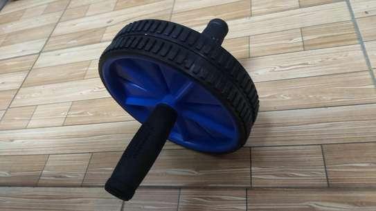 Abs Roller Black/Blue image 1