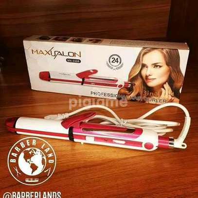 3 IN 1 Maxisalon Flat Iron image 1