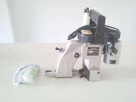 SACK SEWING MACHINE / PORTABLE BAG CLOSER image 1