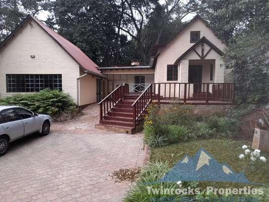 3 bedroom house for rent in Karen image 1